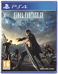 Final Fantasy XV (PS4) - Cover