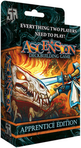 Ascension - Two-Player Apprentice Edition (Card Game) - Cover