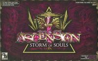 Ascension - Storm of Souls (Card Game) - Cover