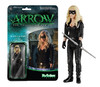 Funko Reaction - Arrow TV Black Canary Reaction 3 3/4 Retro Action Figure