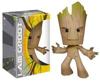 Funko Super Deluxe Vinyl - Funko Guardians of the Galaxy Super Deluxe Vinyl: Groot - Cover