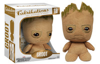 Funko Fabrikations - Marvel Fabrikations: Guardians of the Galaxy - Groot - Cover