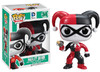 Funko Pop! Heroes - Batman Harley Quinn With Pistol