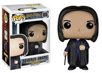 Funko Pop! Movies - Harry Potter: Severus Snape Vinyl Figure - Cover