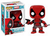 Funko Pop! Marvel - Deadpool Deadpool Weapons Ready