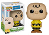 Funko Pop! Television - Peanuts: Charlie Brown Vinyl Figure Cover