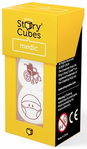 Rory's Story Cubes: Medic - Cover