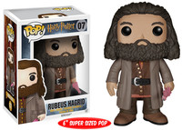 Funko Pop! Movies - Harry Potter: Rubeus Hagrid Over-Sized Vinyl Figure - Cover