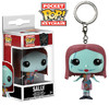 Funko Pocket Pop! Keychain - Tim Burton's The Nightmare Before Christmas Keychain: Sally Cover