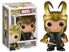 Funko Pop! Marvel - Marvel: Loki with Helmet Vinyl Figure