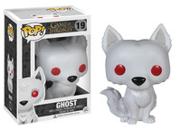 Funko Pop! Television - Game of Thrones: Ghost Vinyl Figure - Cover