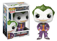 Funko Pop! Heroes - Batman Joker (Arkham Asylum) - Cover