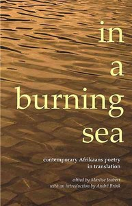 In a Burning Sea - Marlise Joubert (Paperback) - Cover