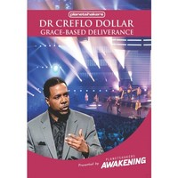 Dr. Creflo Dollar - Grace-Based Deliverance (DVD) - Cover