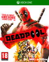 Deadpool (Xbox One) Cover