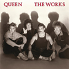 Queen - The Works (Vinyl) Cover