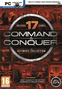 Command & Conquer: The Ultimate Collection (PC) - Cover