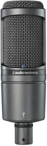 Audio-Technica AT2020USB+ Cardioid Condenser USB Microphone - Cover