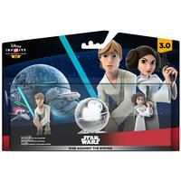 Disney Infinity 3.0 - Star Wars Rise Against the Empire Play set (Luke & Leia)