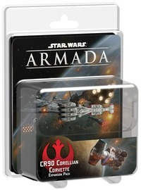 Star Wars: Armada - CR90 Corellian Corvette Expansion Pack (Miniatures) - Cover