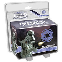 Star Wars: Imperial Assault - Stormtroopers Villain Pack (Board Game) - Cover