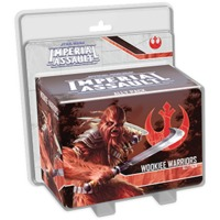 Star Wars: Imperial Assault - Wookiee Warriors Ally Pack (Board Game) - Cover