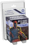 Star Wars: Imperial Assault - Royal Guard Champion Villain Pack (Board Game) Cover