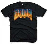 Doom - Logo T-Shirt (Small) - Cover