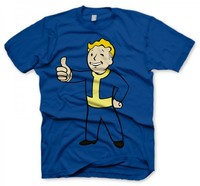 Fallout Thumbs Up T-Shirt (X-Large) - Cover