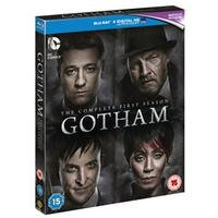 Gotham: The Complete First Season (Blu-ray)