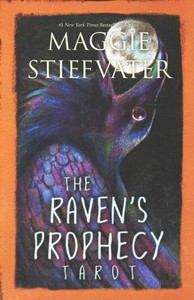 The Raven's Prophecy Tarot - Maggie Stiefvater (Cards) - Cover
