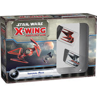 Star Wars: X-Wing Miniatures Game - Imperial Aces Expansion Pack (Miniatures)