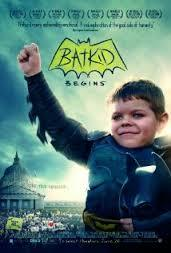 Batkid Begins (DVD) - Cover