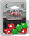 Star Wars: X-Wing Miniatures Game - Dice Pack (Miniatures)