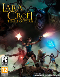 Lara Croft and the Temple of Osiris (PC) - Cover