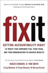 Fix It - Roger Connors (Hardcover)