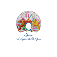 Queen - A Night At the Opera (Vinyl) - Cover