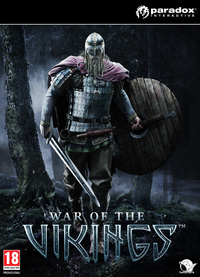 War of the Vikings (PC Download) - Cover