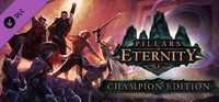 Pillars of Eternity: Champion Edition (PC Download) - Cover
