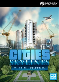 Cities: Skyline - Deluxe Edition (PC Download) - Cover
