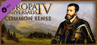 Europa Universalis IV: Common Sense - Expansion (PC Download) - Cover