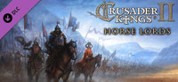 Crusader Kings II: Horse Lords - Expansion (PC Download) - Cover