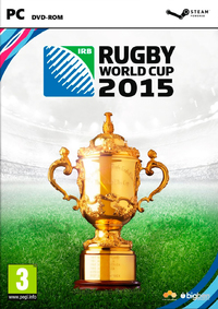 Rugby World Cup 2015 (PC Download) - Cover