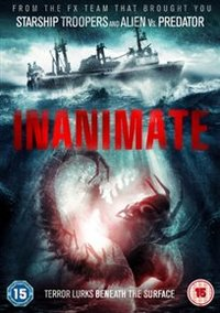 Inanimate (DVD) - Cover