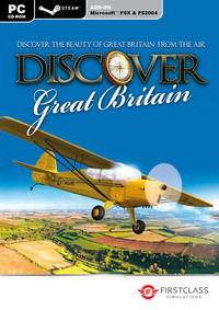 Discover Great Britain (PC Download) - Cover