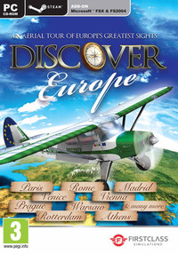 Discover Europe (PC Download) - Cover