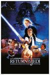 Star Wars - Return Of the Jedi (Framed Poster) Cover