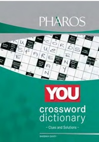 YOU Crossword Dictionary - Barbara Davey (Paperback) - Cover