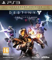 Destiny the Taken King (PS3) - Cover