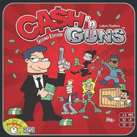 Cash N Guns (Party Game)